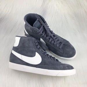Nike Shoes - Women's Nike Blazer Mid Vintage Sneakers